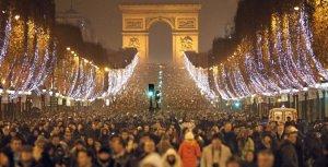 año nuevo paris